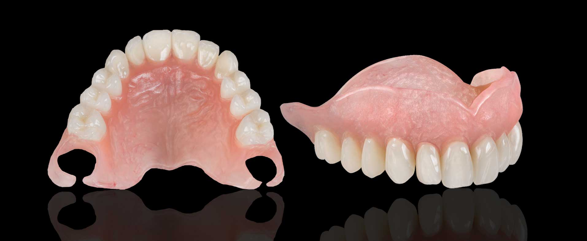 Dal Esthetic Rendition Flexible Partial Dentures Dental Lab