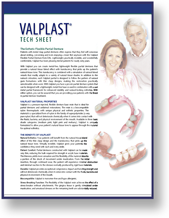 equipoise removable partial denture
